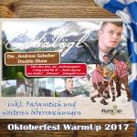 Party Nacht | Oktoberfest WarmUp 2017