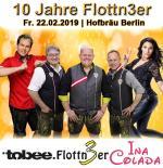 10 Jahre Flottn3er | mit Tobee und Ina Colada