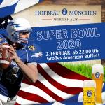 Super Bowl 2020 | All you can eat American Buffet!