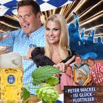 Party Nacht im Hofbräu Berlin | Peter Wackel, Isi Glück und Flottn3er