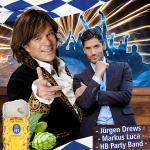Party Nacht im Hofbräu Berlin | Jürgen Drews, Markus Luca und die HB Party Band