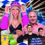 Party Nacht im Hofbräu Berlin | Mia Julia, Tim Toupet und Gipfel Gaudi